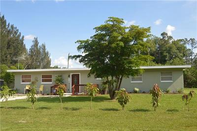 Punta Gorda FL Single Family Home For Sale: $213,900