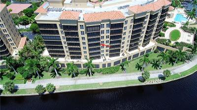 Lee County Condo For Sale: 3321 Sunset Key Circle #407