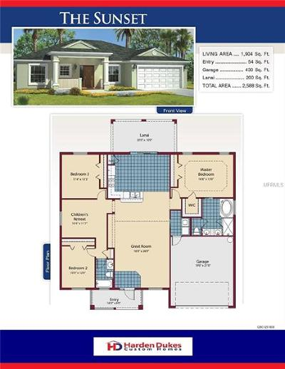 Fort Myers Single Family Home For Sale: 18273 Huckleberry Road