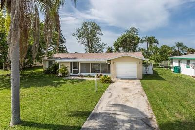 Rotonda West Single Family Home For Sale: 220 Caddy Road
