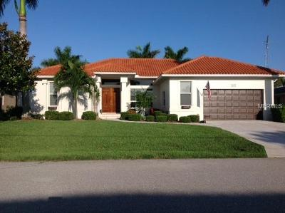 Punta Gorda Single Family Home For Sale: 3313 Trinidad Court