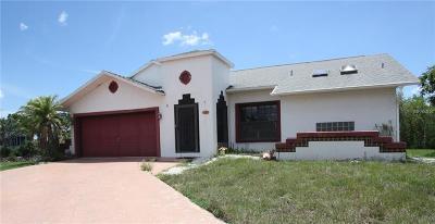 Punta Gorda Single Family Home For Sale: 3801 Barnegat Drive