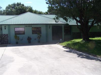 Lake Suzy Single Family Home For Sale: 12422 SW Austin Avenue