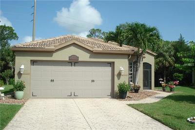Punta Gorda Single Family Home For Sale: 26039 Feathersound Drive