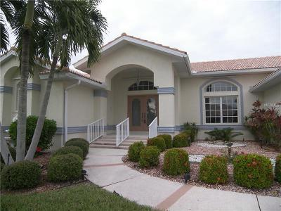 Punta Gorda Single Family Home For Sale: 2526 Rio Tiber Drive