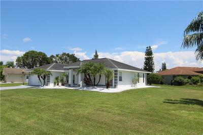 Punta Gorda Single Family Home For Sale: 559 Philodendron