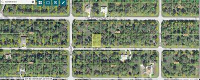 Port Charlotte Residential Lots & Land For Sale: 14016 Cain Avenue