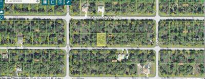 Port Charlotte Residential Lots & Land For Sale: 14022 Cain Avenue