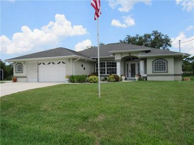 Port Charlotte Single Family Home For Sale: 325 & 333 Adalia Terrace