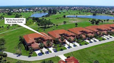 Punta Gorda Condo For Sale: 3959 San Rocco Drive #122