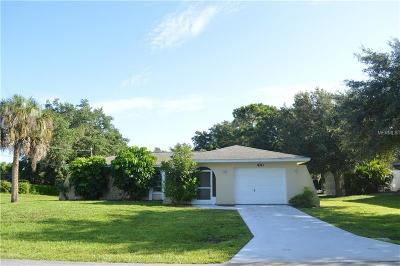 Port Charlotte Single Family Home For Sale: 420 Fountain Street