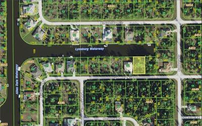 Port Charlotte Residential Lots & Land For Sale: 15032 Lyneburg Avenue