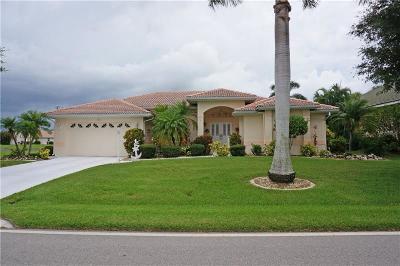 Punta Gorda FL Single Family Home For Sale: $405,000