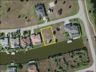 Port Charlotte Residential Lots & Land For Sale: 15562 Alcove Circle