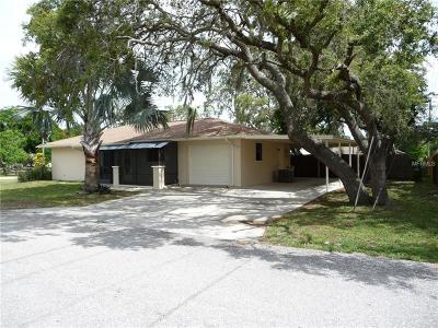 Venice FL Single Family Home For Sale: $194,900