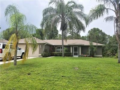 Single Family Home For Sale: 1528 Haffenberg Avenue