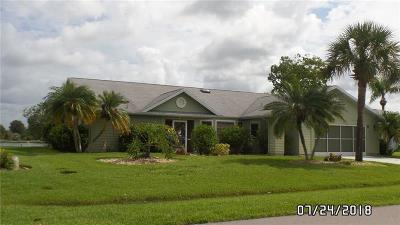Punta Gorda Single Family Home For Sale: 26184 Constantine Road