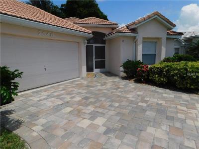 Single Family Home For Sale: 2040 King Tarpon Drive