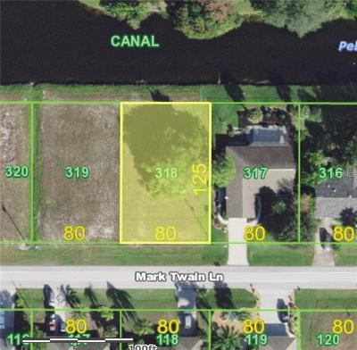 Residential Lots & Land For Sale: 90 Mark Twain Lane