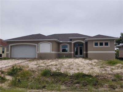 Single Family Home For Sale: 15586 Seafoam Circle
