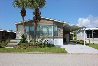 Port Charlotte FL Mobile/Manufactured For Sale: $130,000