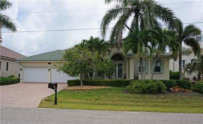 Punta Gorda Single Family Home For Sale: 3812 Carupano Court