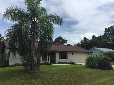 North Port Rental For Rent: 4474 San Luis Terrace