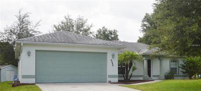 Single Family Home For Sale: 4084 Garbett Terrace