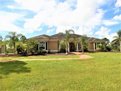 Punta Gorda Single Family Home For Sale: 16050 Wildwood Court