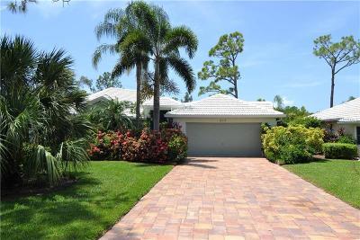 Single Family Home For Sale: 814 Islamorada Boulevard
