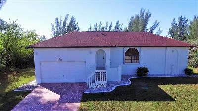 Punta Gorda Single Family Home For Sale: 24203 Henry Morgan Boulevard