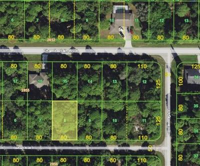 Residential Lots & Land For Sale: 12088 Gahan Avenue