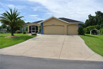 Charlotte County Single Family Home For Sale: 29173 Boyce Road