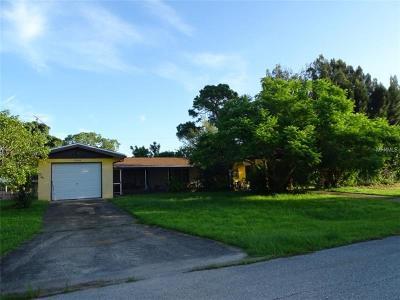 North Port Multi Family Home For Sale: 12108 Capilla Lane