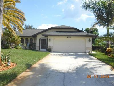 Port Charlotte Single Family Home For Sale: 22409 Lacombe Avenue
