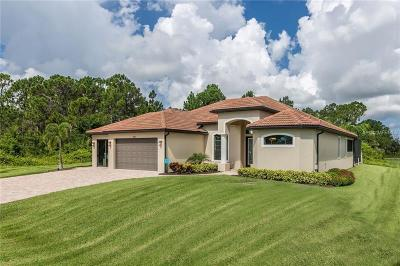 Port Charlotte Single Family Home For Sale: 15466 Viscount Circle