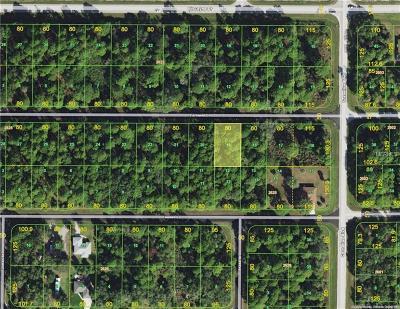 Port Charlotte Residential Lots & Land For Sale: 14515 Carousel Lane