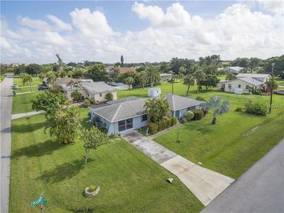 Punta Gorda FL Single Family Home For Sale: $179,900