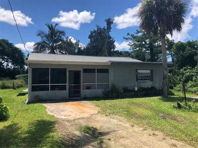 Punta Gorda Single Family Home For Sale: 2121 Mark Avenue