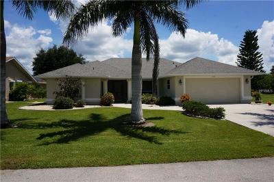 Single Family Home For Sale: 7540 Coral Tree