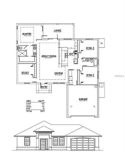Port Charlotte Single Family Home Pending: 2557 Chapel Drive