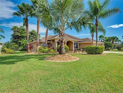 North Port Single Family Home For Sale: 2396 Jasmine Way