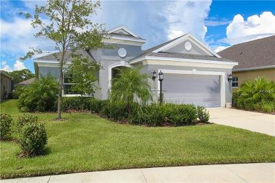 Bradenton Single Family Home For Sale: 12323 Halfmoon Lake Terrace