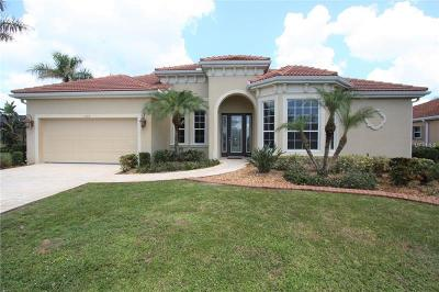 North Port Single Family Home For Sale: 1728 Bobcat Trail