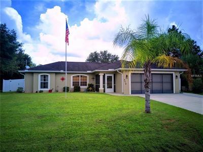 Single Family Home For Sale: 4414 Amari Road