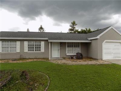 Sarasota County Single Family Home For Sale: 4963 Escalante Drive