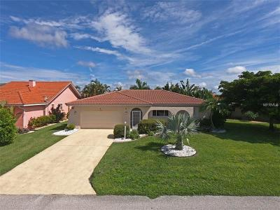 Punta Gorda Single Family Home For Sale: 1610 Appian Drive