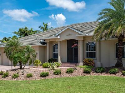 Punta Gorda Single Family Home For Sale: 1918 Los Alamos Drive