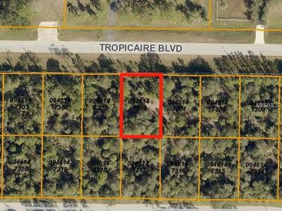Residential Lots & Land For Sale: Lot 6 Blk 1473 Tropicaire Boulevard