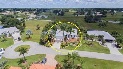 Punta Gorda Single Family Home For Sale: 17360 Huancay Lane